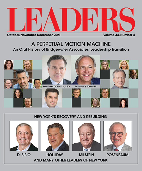 Jason Lee CEO of Dailypay interview with Leaders magazine